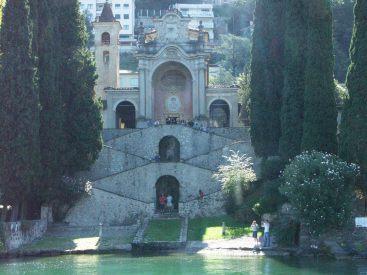 Santuario della Madonna dei Ghirli, Campione dItalia (www.sito-campanili.ch)